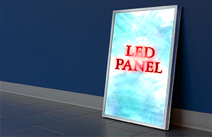 好評につき値下げ【LEDパネルスタートパック】目立つならこれです!のイメージ